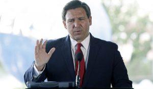 Gov. DeSantis Announces He Is Suing The CDC
