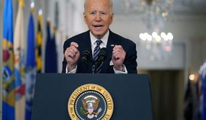 Biden Gets His Booster As CDC Reveals New Guideline