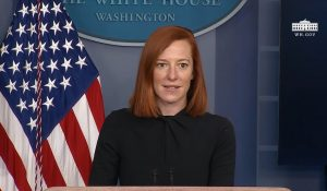 Psaki Whines About Being 'A Little Tired Of' The Criticism Coming In About Border Crisis