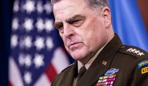 White House Advised General To Ask Russia For Help In Afghanistan