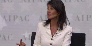 U.S. Ambassador Nikki Haley Loses Two Key Aides at the United Nations