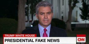 CNN's Acosta Reports Fake News Again (Still)
